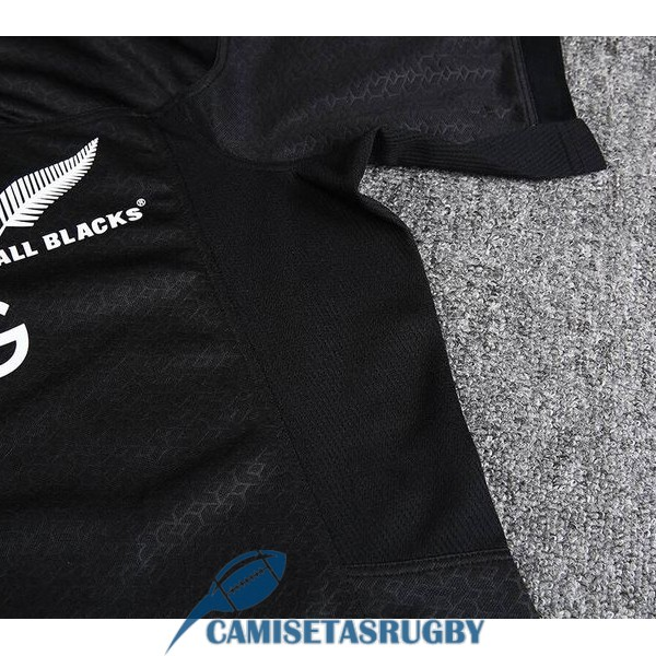 camiseta all blacks rugby local 2017