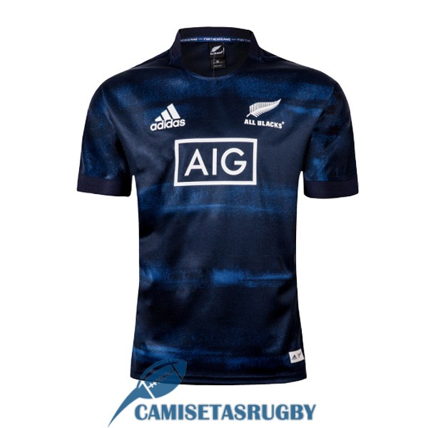 camiseta all blacks rugby local 2019-2020