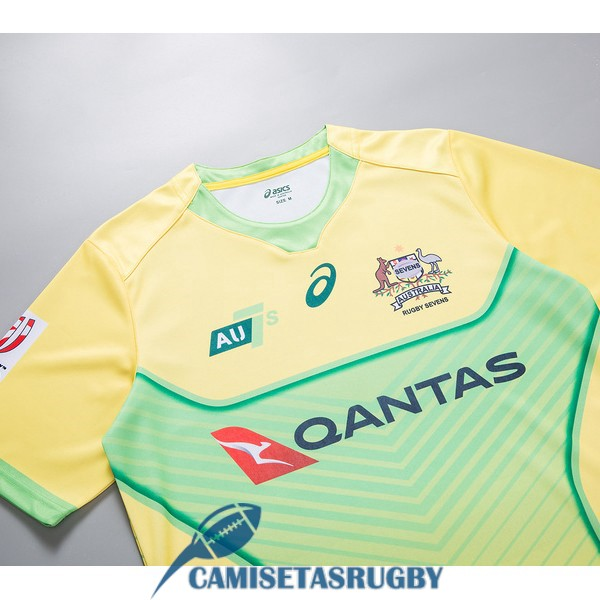 camiseta australia national 7s rugby local 2019