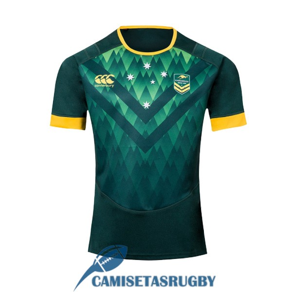 camiseta australia rugby entrenamiento 2019 [rugby-308]