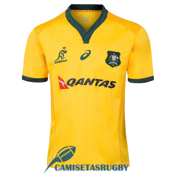 camiseta australia rugby local 2018-2019 [rugby-303]