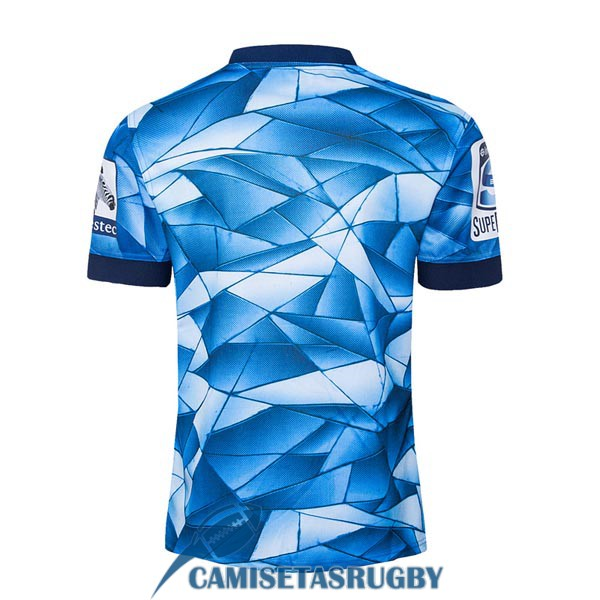 camiseta blues rugby local 2020