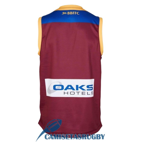 camiseta brisbane lions AFL Guernsey local 2019<br /><span class=