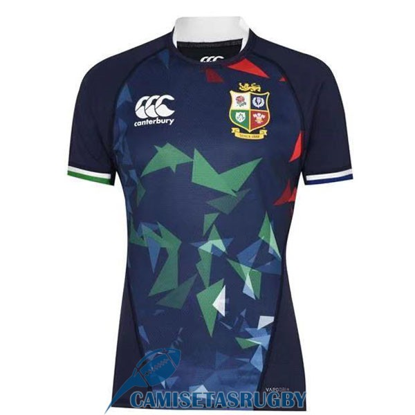 camiseta british irish lions rugby azul 2021