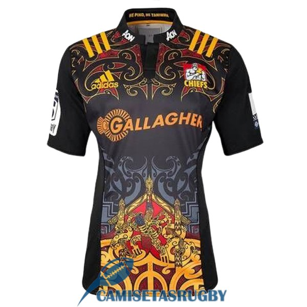 camiseta chiefs rugby local 2016-2017