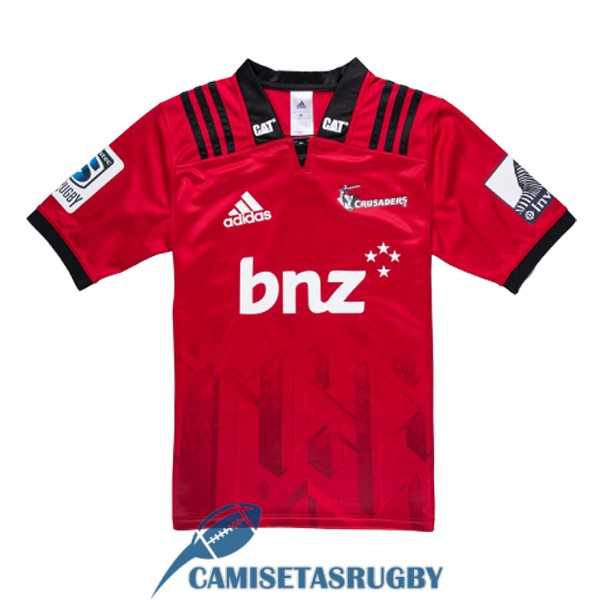 camiseta crusaders rugby local 2018
