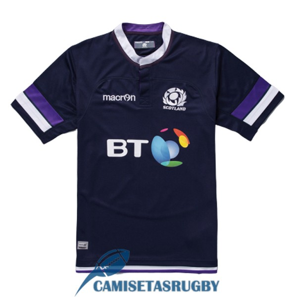 camiseta escocia rugby local 2017-2018