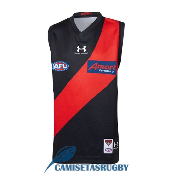 camiseta essendon bombers AFL Guernsey local 2020-2021
