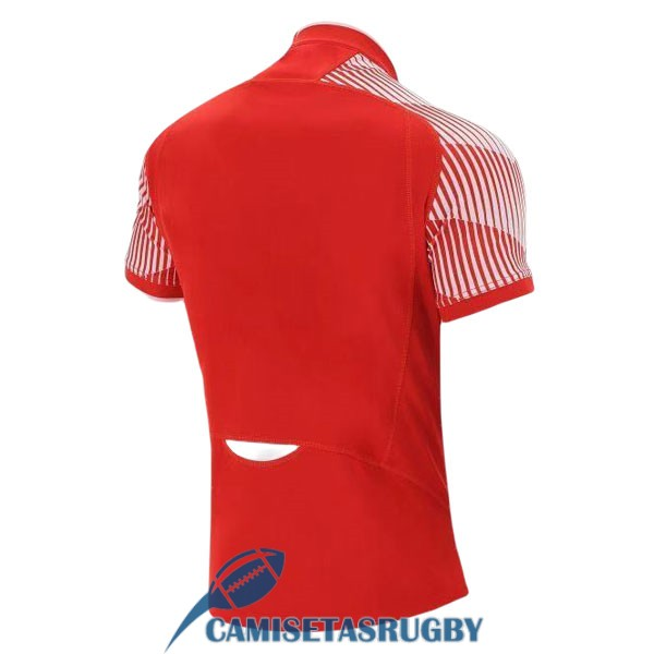 camiseta gales 7s rugby local 2020-2021