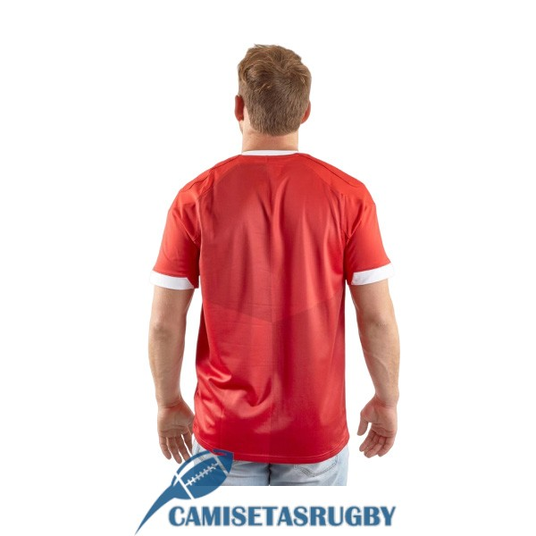 camiseta gales rugby local 2019-2020