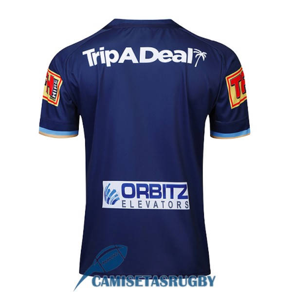 camiseta gold coast titans rugby local 2019<br /><span class=