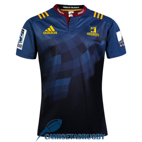 camiseta highlanders rugby local 2016-2017 [rugby-416]