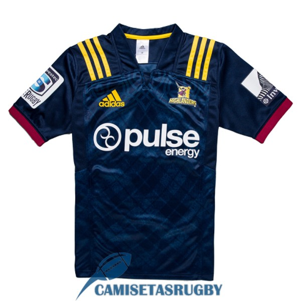 camiseta highlanders rugby local 2018