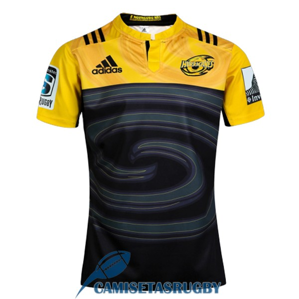 camiseta hurricanes rugby local 2016-2017