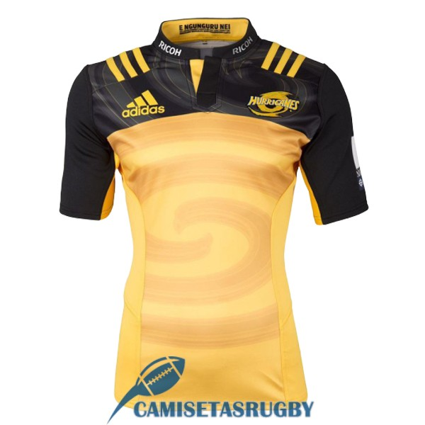 camiseta hurricanes rugby local 2017