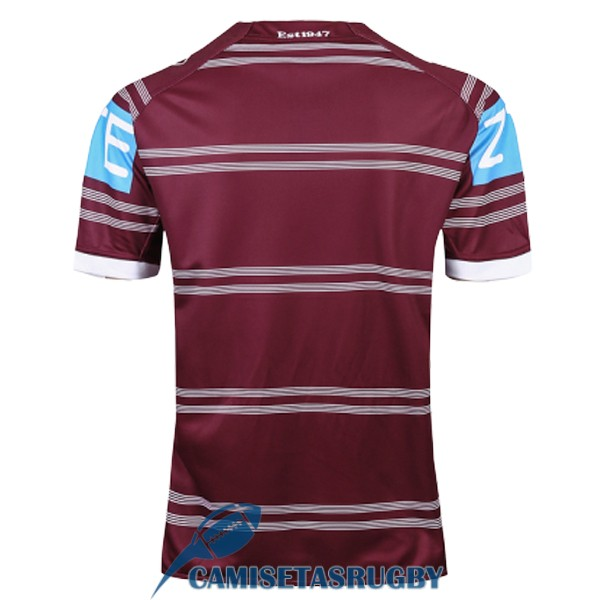 camiseta manly sea eagles rugby local 2017