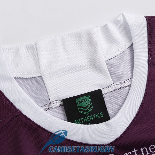 camiseta manly sea eagles rugby local 2019