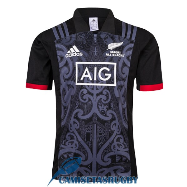 camiseta maori all blacks rugby local 2019