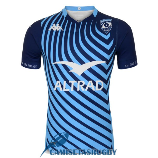 camiseta montpellier herault rugby local 2021