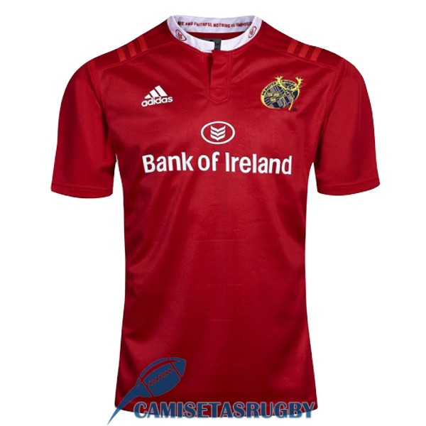 camiseta munster rugby local 2017