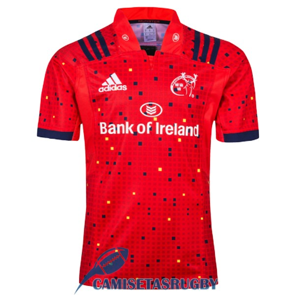 camiseta munster rugby local 2019