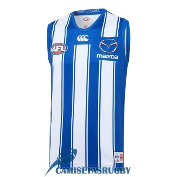 camiseta north melbourne kangaroos AFL Guernsey local 2020 [rugby-20-9-25-17]