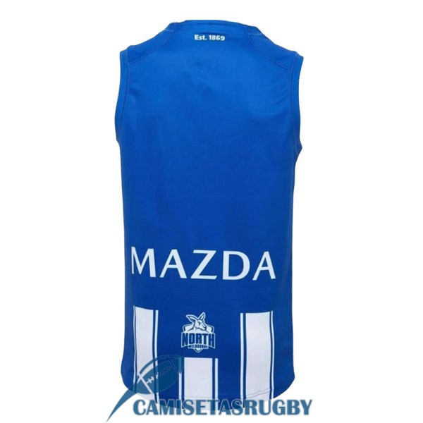 camiseta north melbourne kangaroos AFL Guernsey local 2020<br /><span class=