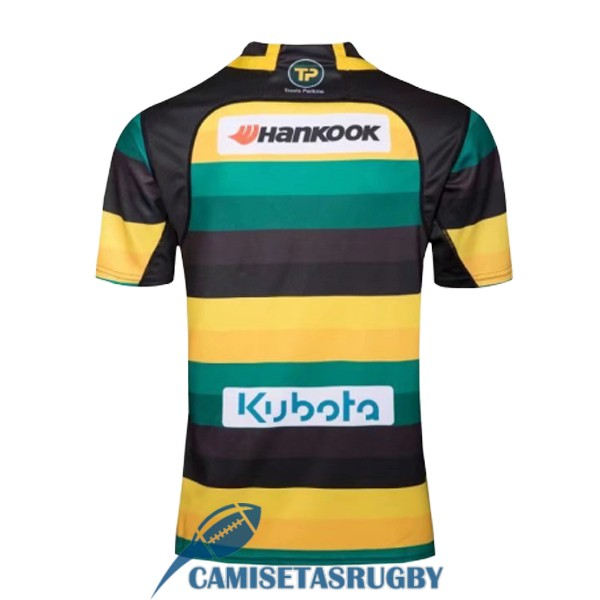 camiseta northampton saints rugby local 2017-2018