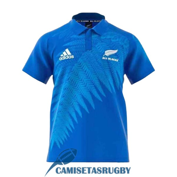 camiseta nueva zelanda rugby especial territorio all blacks world cup 2019