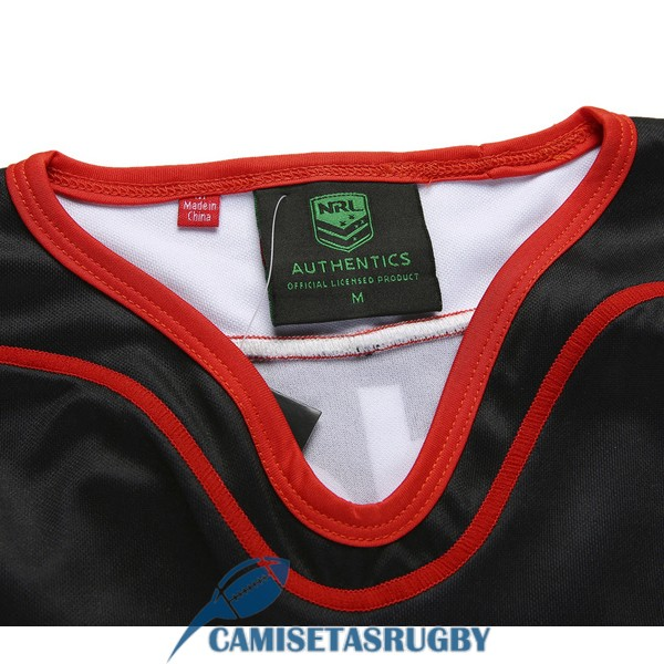 camiseta nueva zelandia warriors rugby local 2016
