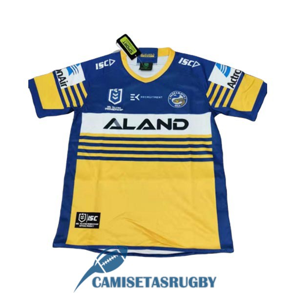 camiseta parramatta eels rugby local 2020