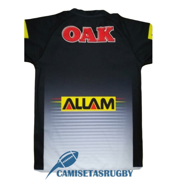 camiseta penrith panthers rugby local 2018-2019
