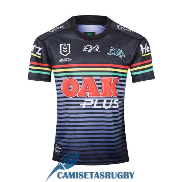 camiseta penrith panthers rugby local 2019