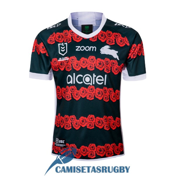 camiseta south sydney rabbitohs rugby conmemorativa 2019-2020 [rugby-149]