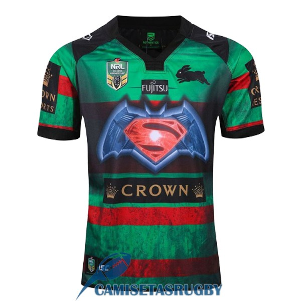 camiseta south sydney rabbitohs rugby local 2016
