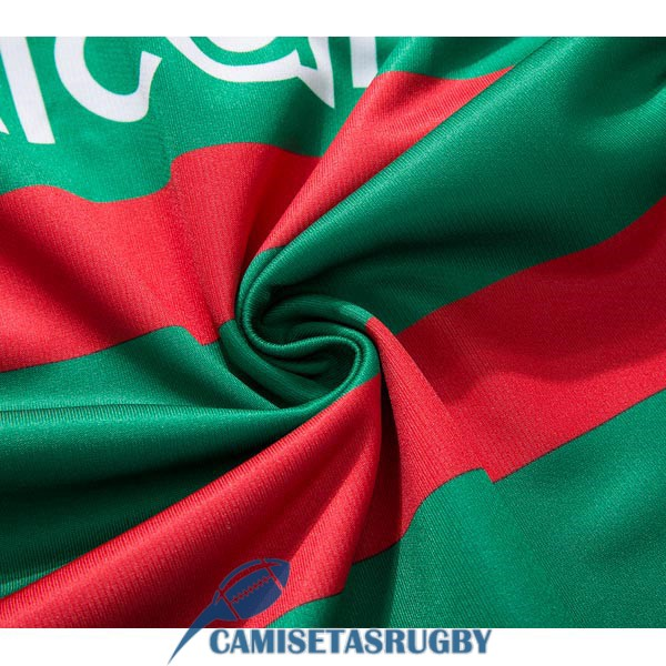 camiseta south sydney rabbitohs rugby segunda 2020