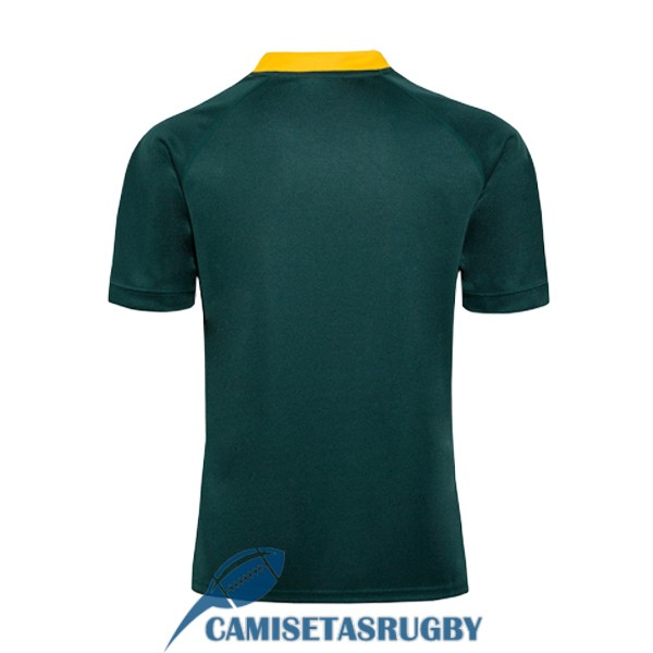camiseta sudafrica rugby RWC campeona verde 2019<br /><span class=