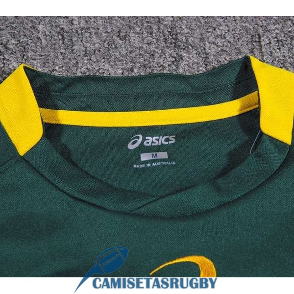 camiseta sudafrica rugby local 2016-2017
