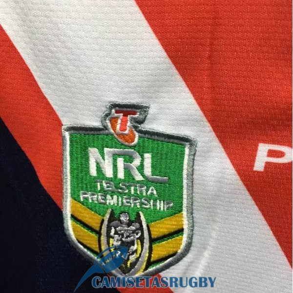 camiseta sydney roosters rugby especial territorio 2017