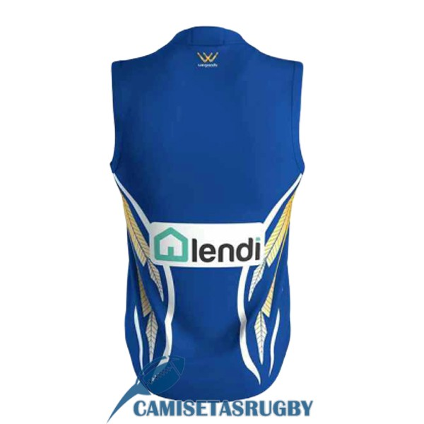 camiseta west coast eagles AFL Guernsey conmemorativa 2019<br /><span class=