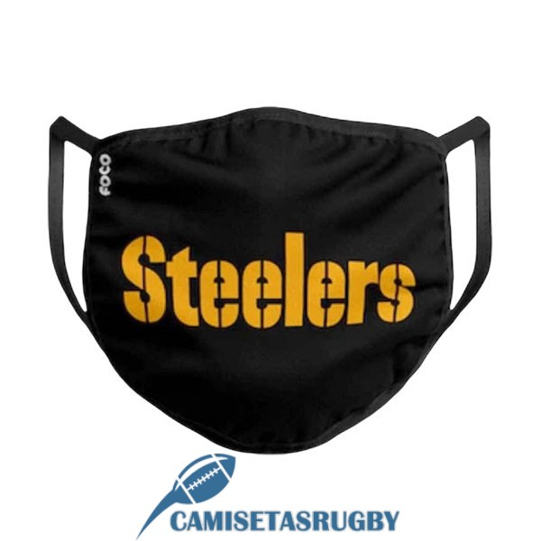 mascarilla pittsburgh steelers negro [rugby-20-9-25-100]