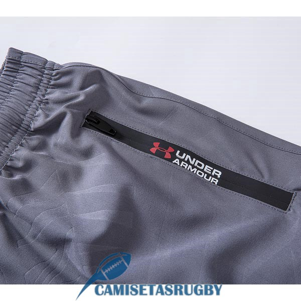 pantalones cortos 1907 gris under armour rugby<br /><span class=