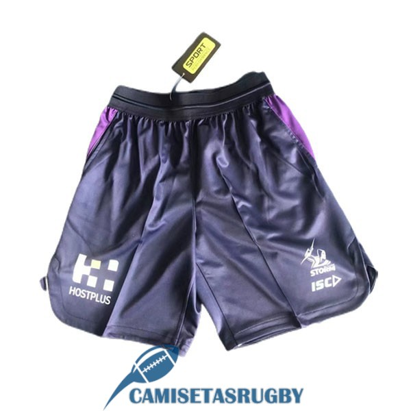 pantalones cortos 2021 melbourne storm rugby<br /><span class=
