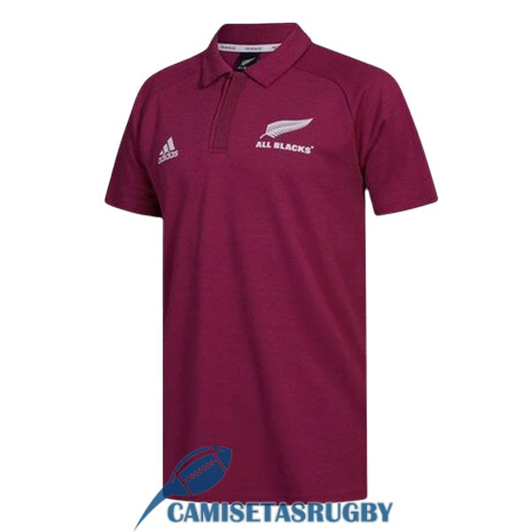polo all blacks rugby rojo 2020-2021 [rugby-20-11-30-33]
