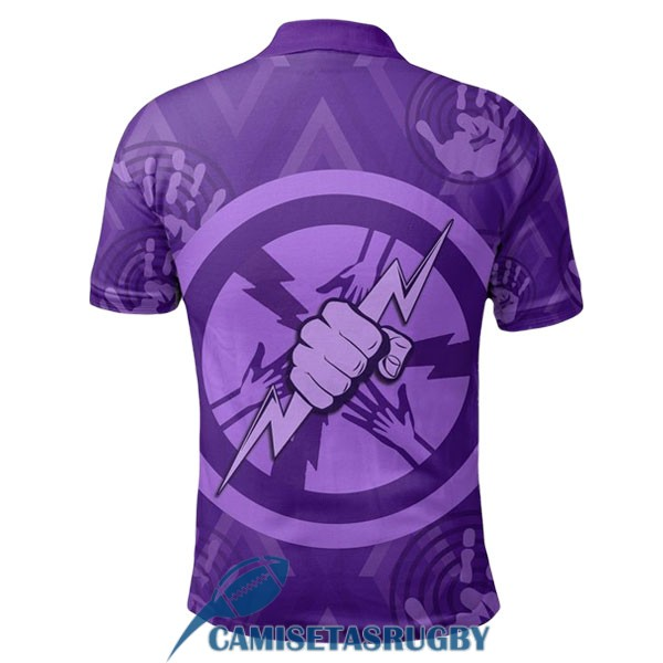 polo melbourne storm rugby purpura 2020-2021<br /><span class=