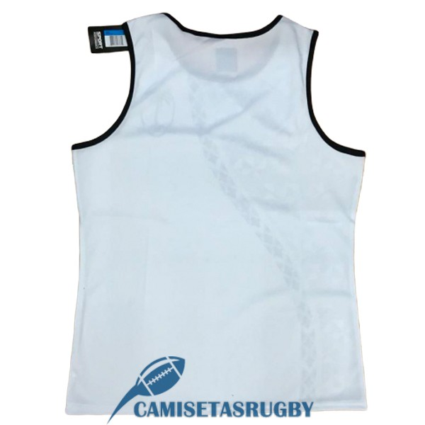 singlet fiyi rugby gris blanco 2018-2019<br /><span class=