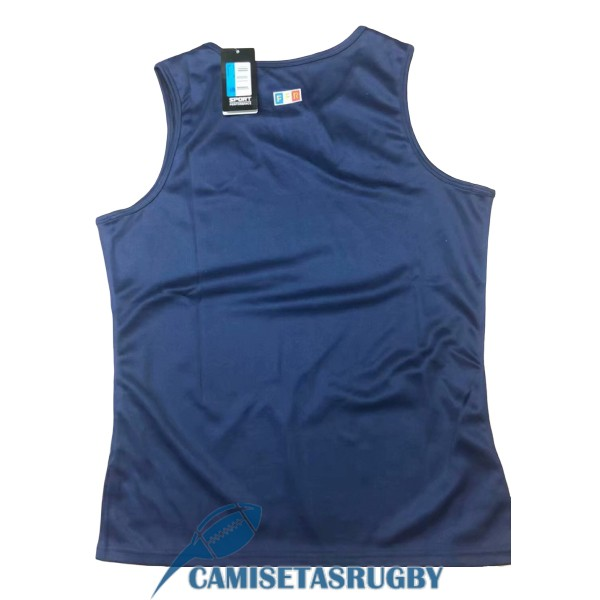 singlet francia rugby azul oscuro 2018-2019