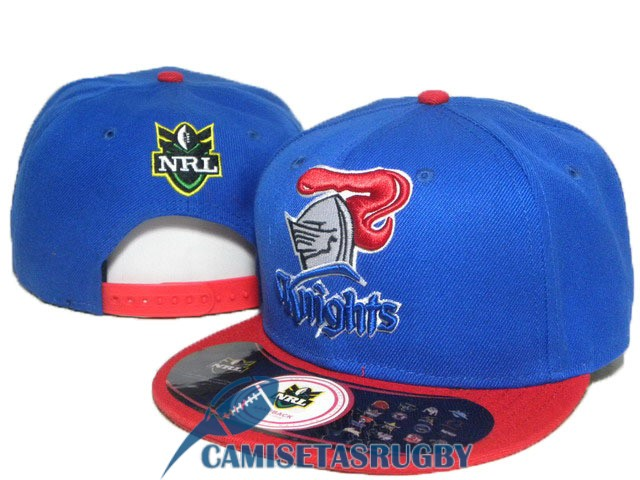 sombrero newcastle knights NRL azul rojo [rugby-20-6-10-31]