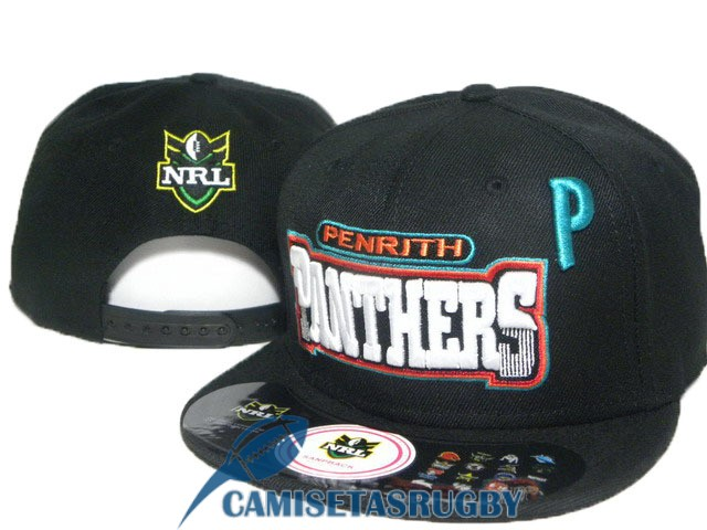 sombrero penrith panthers NRL negro