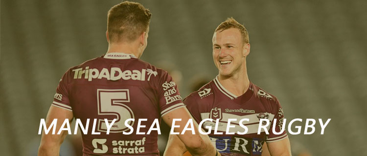 camiseta manly sea eagles barata